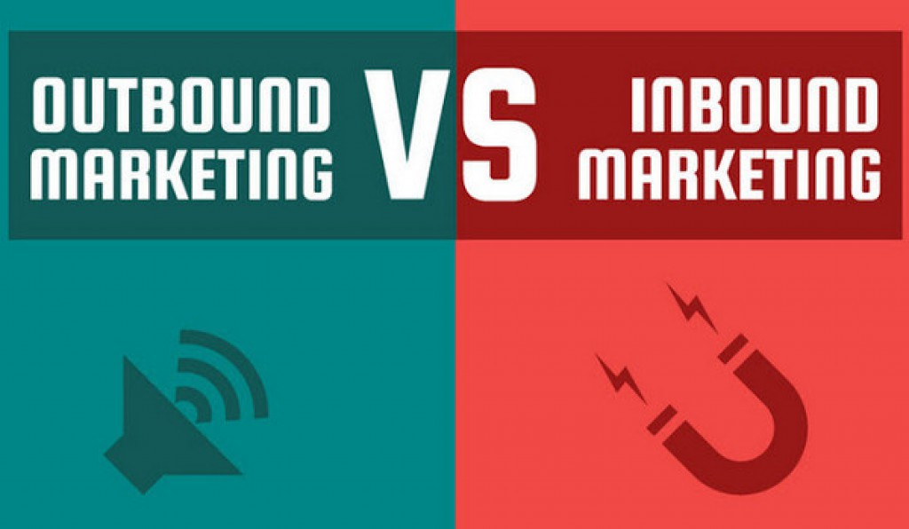 [INFOGRAPHIC] SO SÁNH GIỮA INBOUND MARKETING VÀ OUTBOUND MARKETING